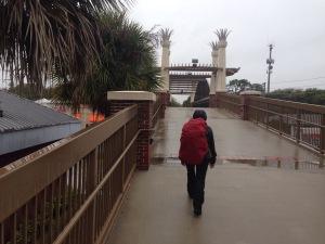 Pedestrian Bridge Over Apopka's Main Street