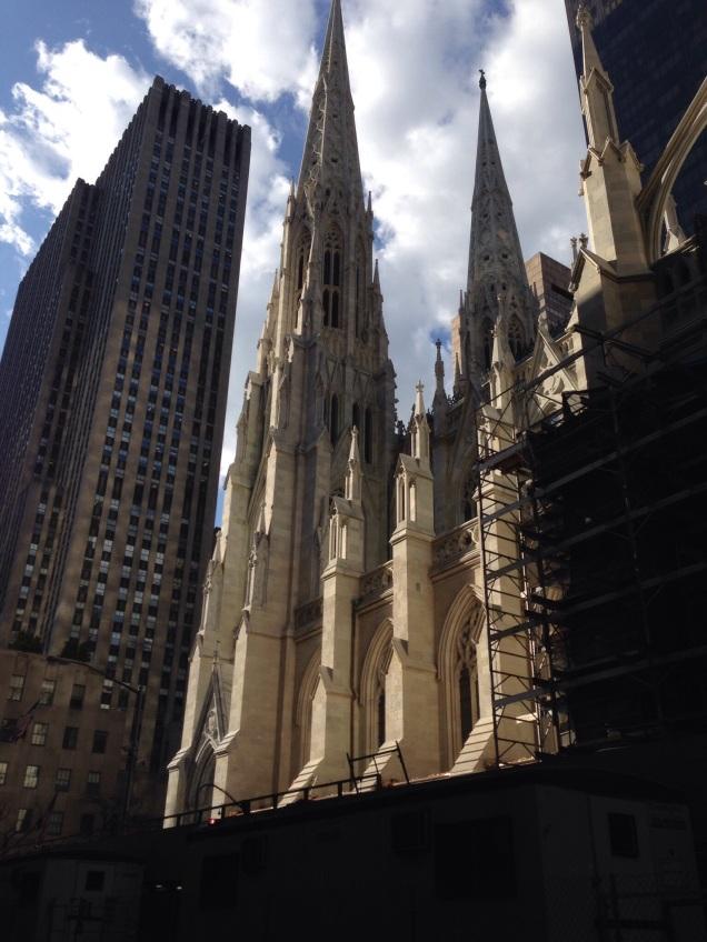 St. Patrick's, NYC