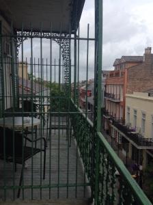 Overlooking Ursalines Street